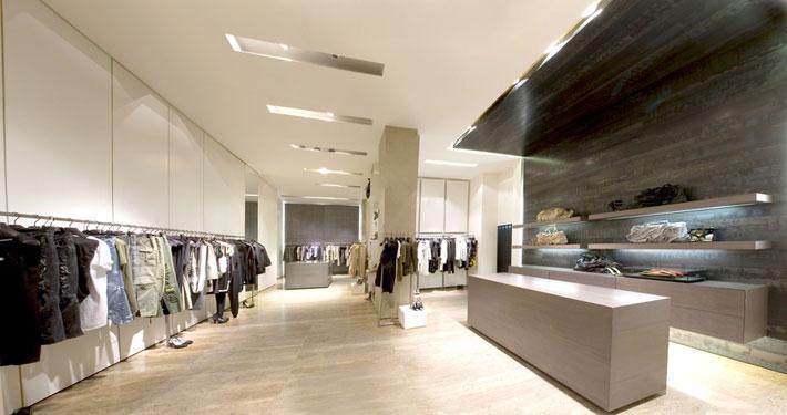 Modern Retail Store